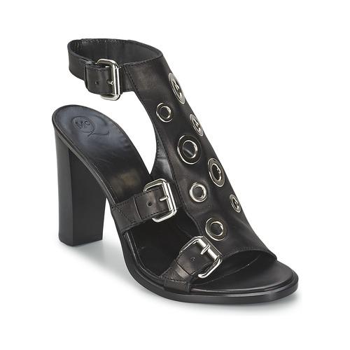Παπούτσια Γυναίκα Σανδάλια / Πέδιλα McQ Alexander McQueen NICO Black