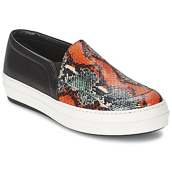 Παπούτσια Γυναίκα Slip on McQ Alexander McQueen DAZE Black / Multicolore