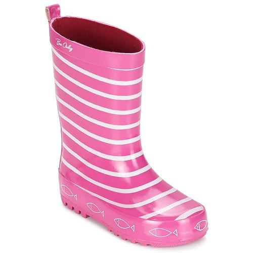 Παπούτσια Κορίτσι Μπότες βροχής Be Only TIMOUSS Ροζ