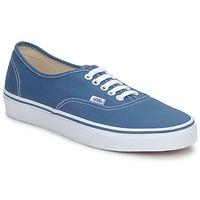 Παπούτσια Χαμηλά Sneakers Vans AUTHENTIC Μπλέ