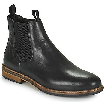 Παπούτσια Άνδρας Μπότες Schmoove PILOT CHELSEA Black