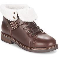 Παπούτσια Γυναίκα Μπότες PLDM by Palladium BOCK CLN Brown