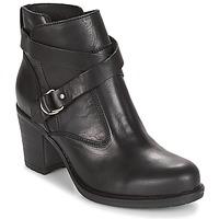 Παπούτσια Γυναίκα Μποτίνια PLDM by Palladium SUDENCIA MXCO Black