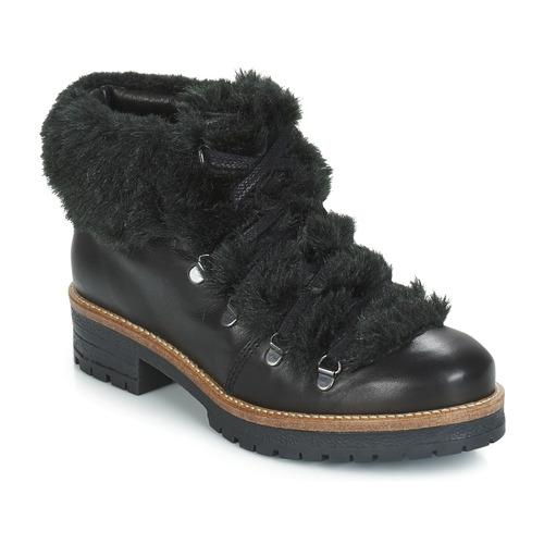 Παπούτσια Γυναίκα Μπότες Pataugas Task Black