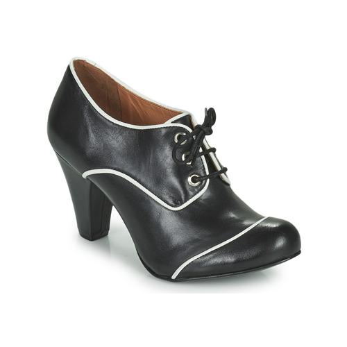 Παπούτσια Γυναίκα Derby Cristofoli GRENATAS Black