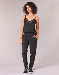 Υφασμάτινα Γυναίκα παντελόνι παραλλαγής Ikks MIRSSEEP Black