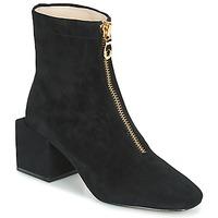 Παπούτσια Γυναίκα Μποτίνια Miss L'Fire JUNE Black