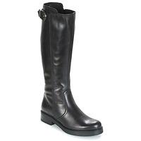 Παπούτσια Γυναίκα Μπότες για την πόλη Samoa DOLCU Black