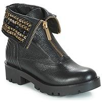 Παπούτσια Γυναίκα Μπότες Tosca Blu KIRUNA Black
