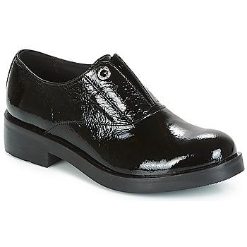 Παπούτσια Γυναίκα Derby Tosca Blu FRASER Black