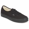 Παπούτσια Χαμηλά Sneakers Vans AUTHENTIC Black