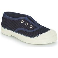 Παπούτσια Παιδί Χαμηλά Sneakers Bensimon TENNIS ELLY CORDUROY Marine