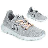 Παπούτσια Γυναίκα Χαμηλά Sneakers Giesswein MERINO RUNNERS Grey