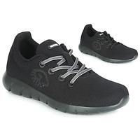 Παπούτσια Γυναίκα Χαμηλά Sneakers Giesswein MERINO RUNNERS Black
