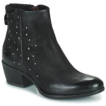 Παπούτσια Γυναίκα Μπότες Mjus DALLY STAR Black