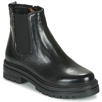 Παπούτσια Γυναίκα Μπότες Mjus DOBLE CHELS Black