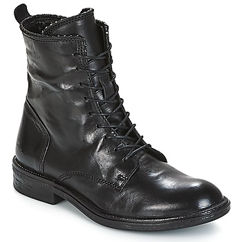 Παπούτσια Γυναίκα Μπότες Mjus PAL LACE Black