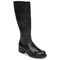 Παπούτσια Γυναίκα Μπότες για την πόλη Unisa IKERI Black
