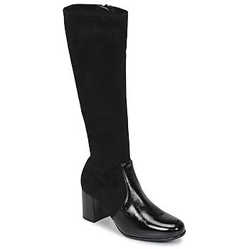 Παπούτσια Γυναίκα Μπότες για την πόλη Unisa ORLANDO Black