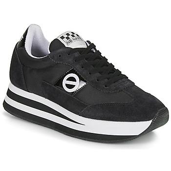Παπούτσια Γυναίκα Χαμηλά Sneakers No Name FLEX JOGGER Black
