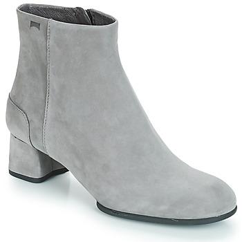 Παπούτσια Γυναίκα Μποτίνια Camper KIE0 Boots Grey