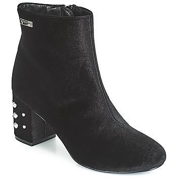 Παπούτσια Γυναίκα Μποτίνια Les Tropéziennes par M Belarbi CHANNON Black