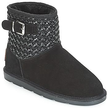 Παπούτσια Γυναίκα Μπότες Les Tropéziennes par M Belarbi CIRA Black