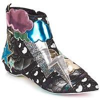 Παπούτσια Γυναίκα Μπότες Irregular Choice Electric boots Μαυρο / Ασημι