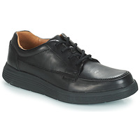 Παπούτσια Άνδρας Derby Clarks Un Abode Ease Black