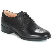 Παπούτσια Γυναίκα Derby Clarks NETLEY ROSE Black
