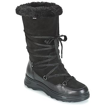 Παπούτσια Γυναίκα Snow boots Geox D HOSMOS B ABX Black