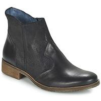 Παπούτσια Γυναίκα Μπότες Kickers LIXY Black