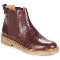 Παπούτσια Γυναίκα Μπότες Kickers OXFORDCHIC Bordeaux