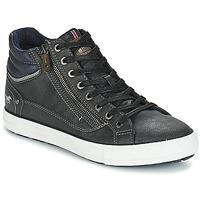 Παπούτσια Άνδρας Ψηλά Sneakers Mustang AIYANNA Grey / Fonce