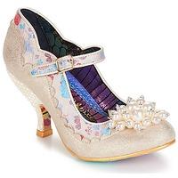 Παπούτσια Γυναίκα Γόβες Irregular Choice Shoesbury Κρεμ