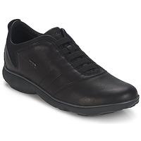 Παπούτσια Άνδρας Χαμηλά Sneakers Geox NEBULA B Black