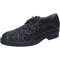 Παπούτσια Γυναίκα Derby & Richelieu Janet&Janet BY753 Μαύρος