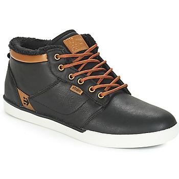 Παπούτσια Άνδρας Ψηλά Sneakers Etnies JEFFERSON MID LX SMU Black / Brown
