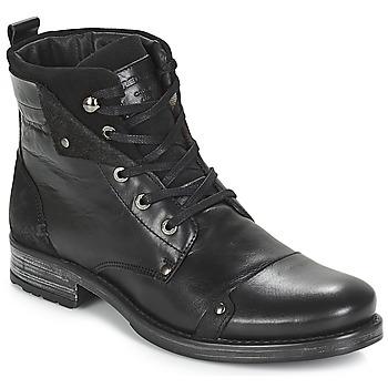 Παπούτσια Άνδρας Μπότες Redskins YEDES Black
