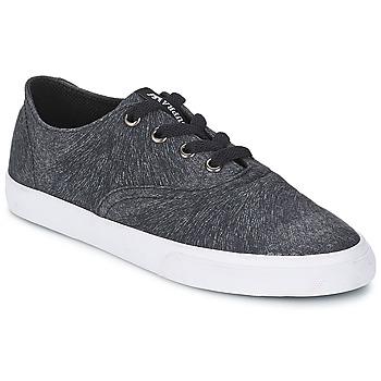 Παπούτσια Γυναίκα Χαμηλά Sneakers Supra WRAP Black / Άσπρο
