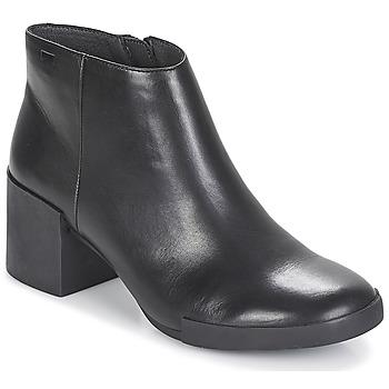 Παπούτσια Γυναίκα Μποτίνια Camper LOTTA Black