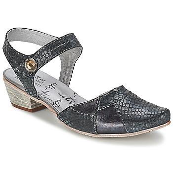 Παπούτσια Γυναίκα Σανδάλια / Πέδιλα Un tour en ville DEEMU Black