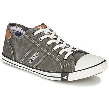 Παπούτσια Άνδρας Χαμηλά Sneakers Mustang TIRON Grey