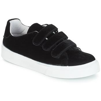 Παπούτσια Γυναίκα Χαμηλά Sneakers Yurban JOZZY Black