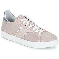 Παπούτσια Γυναίκα Χαμηλά Sneakers Yurban JEMMY Ροζ