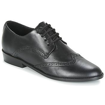 Παπούτσια Γυναίκα Derby So Size JANDEL Black