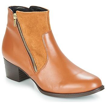 Παπούτσια Γυναίκα Μποτίνια So Size JOCASSU Camel