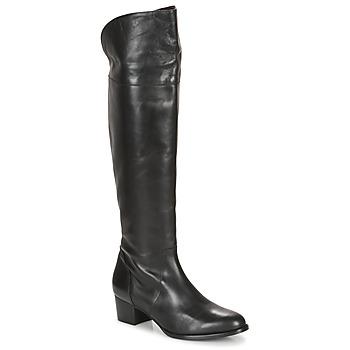 Παπούτσια Γυναίκα Ψηλές μπότες So Size JICHELIEU Black