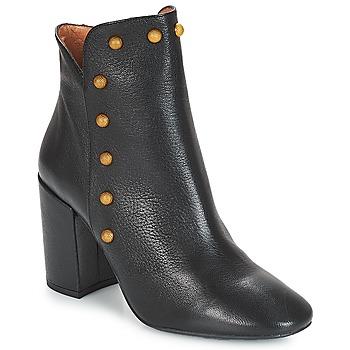 Παπούτσια Γυναίκα Μποτίνια Fericelli JATTIPALIA Black