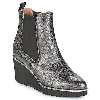 Παπούτσια Γυναίκα Μπότες Fericelli JERAMO Silver